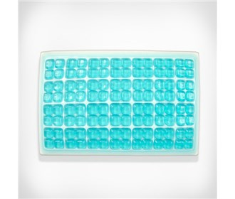 comfort revolution ultraluxe standard gel memory foam pillow