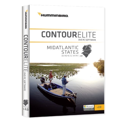 humminbird contour elite mid atlantic states