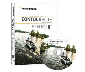 humminbird contour elite minnesota