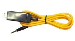 <ul> <li>PC Programming Cable</li> <li>Part Number: USB-57B</li> </ul>
