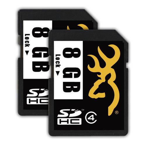 browning sd card 8 gb