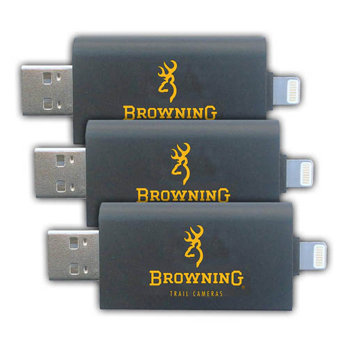 browning sd card reader for ios