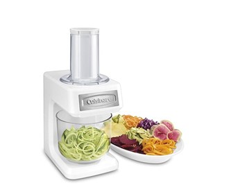 cuisinart prepexpress slicer, shredder and spiralizer