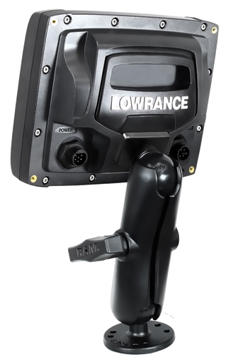lowrance ram mount for mark and elite 5