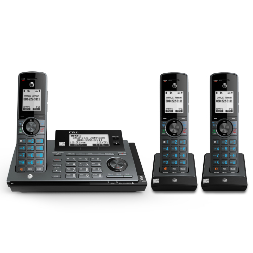 at t handset connect to cell answering system clp99387. Black Bedroom Furniture Sets. Home Design Ideas