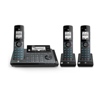 atnt handset connect to cell answering system clp99387