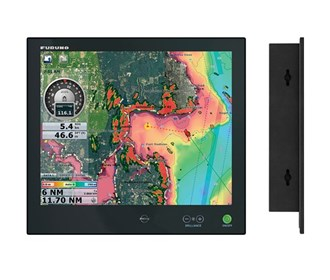 furuno mu175t 17 inch multi touch marine monitor