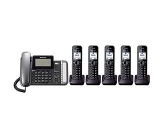 panasonic KX TG9582B 3 KX TGA950B