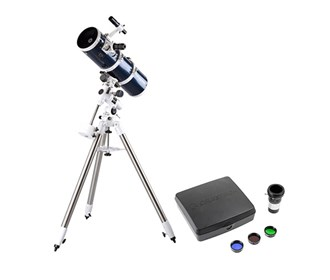 celestron omni xlt 150 newtonian telescope intermediate imaging