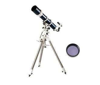 celestron omni xlt 120 refractor telescope basic imaging