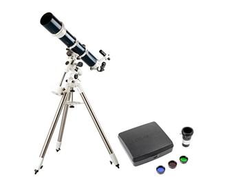celestron omni xlt 120 refractor telescope intermediate imaging