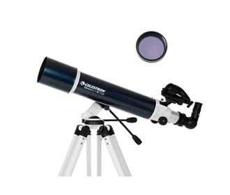celestron omni xlt az 102mm refractor basic imaging