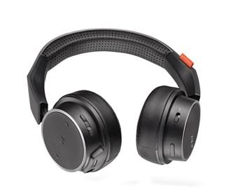 plantronics backbeat fit 505 black w sport mesh pouch