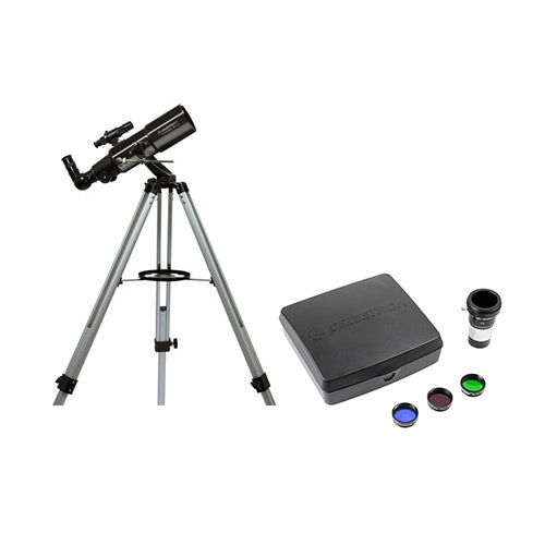 celestron powerseeker 80az short refractor intermediate imaging