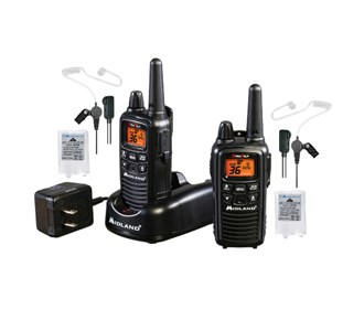 midland lxt600bb business radio bundle