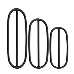 <ul> <li>Replacement Bands</li> <li>Attaches Sensor to the Crank Arm</li> <li>3 Different Sizes: Small, Medium &amp; Large</li> </ul>