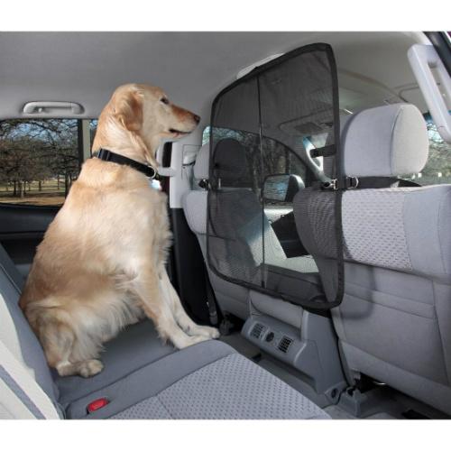 petsafe front seat barrier
