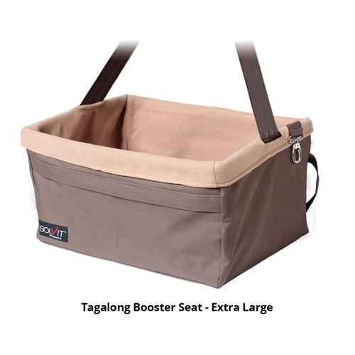petsafe tagalong booster seat extra large