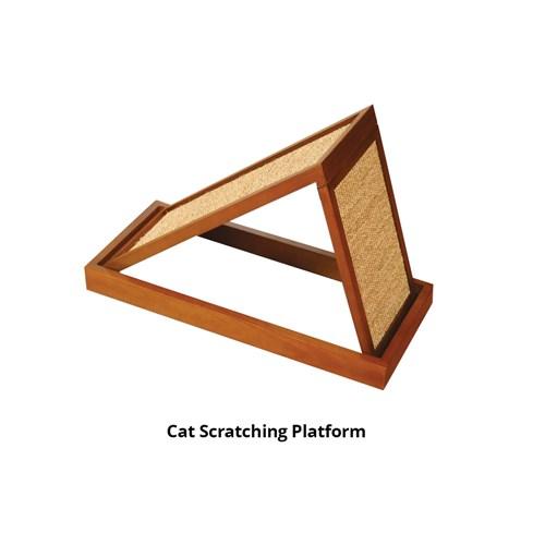 petsafe cat scratching platform