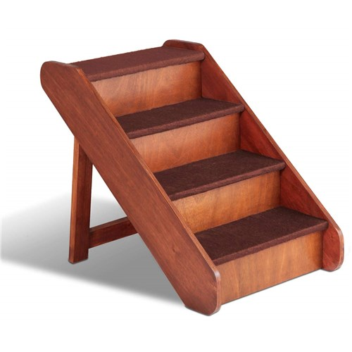 solvit deluxe wood stairs large