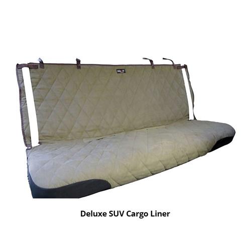 solvit deluxe suv cargo liner