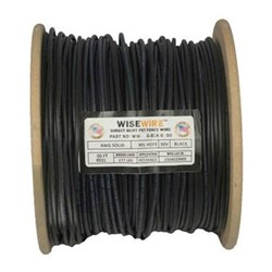 "<ul>   <li><span class=""blackbold"">Pet Fence Wire</span>   <li><span class=""bluebold"">500' 18 Gauge Wire</span><br />   <li>Heavy Duty &amp; Eco-friendly</li>   <li>Corrosion Resistant</li>   <li>RoHS Compliant</li> </ul>"