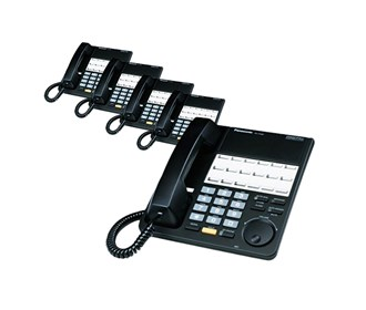 panasonic kx t7420 5 pack