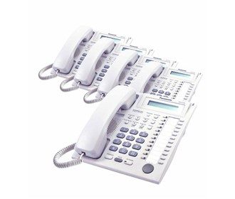panasonic kx t7731 white 5 pack
