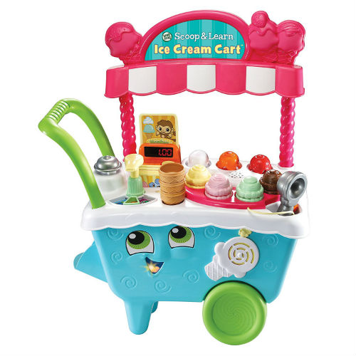 scoop and learn ice cream cart by vtech