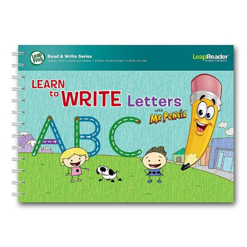 leapreader deluxe writing workbook by vtech