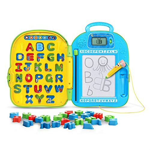 go with me abc backpack by vtech