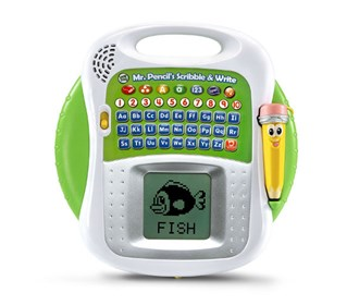 mr pencil s scribble and write by vtech