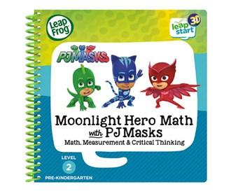 leapstart moonlight hero math with pj masks book