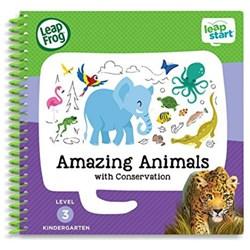 """Product # 80-21608E <br /> <ul> <li><span class=""""bluebold"""">Explore the Animal Kingdom</span></li> <li>Creative Thinking Skills</li> <li> <span class=""""redbold"""">Teaches 11 Life Science & Conservation Skills</span></li>  <li>30+ Replayable Activities</li> <li>25+ Interactive Rewards Stickers</li> <li>Problem Solving Skills</li> <li>Coral Reef Cleanup</li> </ul>"""