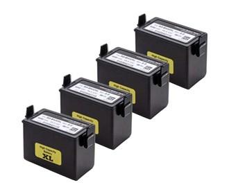 xl battery for ozonics hr150/hr200/hr230 4 pack