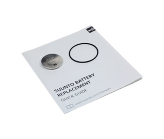 suunto core lumi t4 t3 t1 battery kit