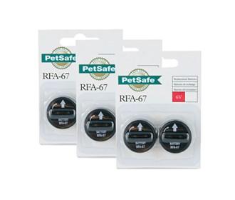 petsafe rfa 67d 11 3 pack