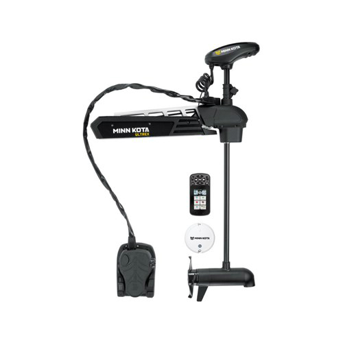 minn kota ultrex 80/mdi w/ i pilot link and bluetooth 80 lbs. thrust, 60in shaft