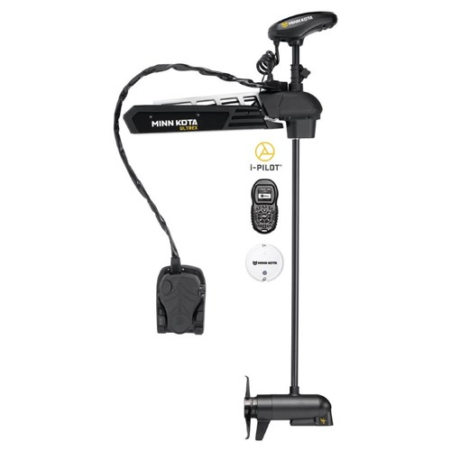 minn kota ultrex 112lbs  45 inch ip and bt 1368870
