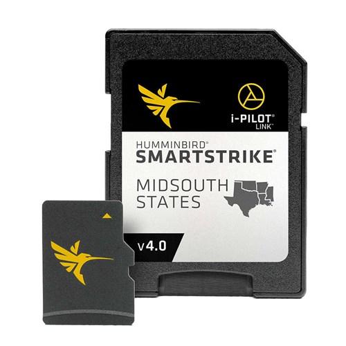 humminbird smartstrike midsouth states