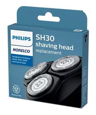 norelco sh30 replacement head