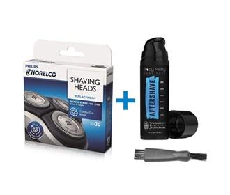 norelco sh30 grooming bundle