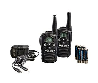 midland xtra talk lxt118vp 2 radios