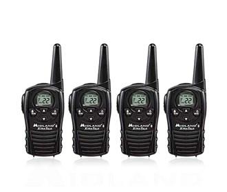 midland xtra talk lxt118vp 4 radios