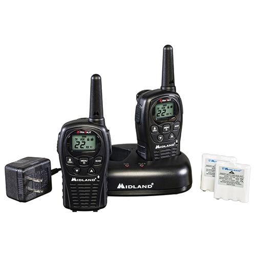 midland xtra talk lxt500vp3 2 radios
