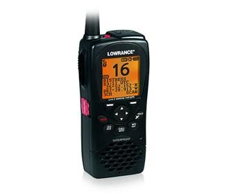 lowrance link 2 vhf gps handheld marine radio