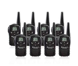 midland xtra talk lxt118vp 8 radios
