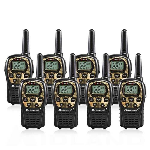 midland xtra talk lxt535vp3 8 radios