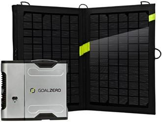 goal zero sherpa 50 solar recharger w 110 inverter