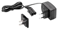 "Product # E55800 <ul> <li><span class=""blackbold"">Plug-in Wall Charger</span></li> <li>Charges Batteries for Ultra Headlamp</li> <li>3-5 Hours Recharge Time</li> <li>Charging Indicator Light</li> </ul>"
